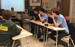 Quiz bowl team advances to Beltway League finals