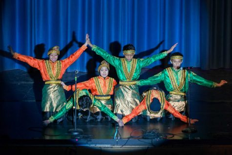International Night showcases global community, promotes acceptance