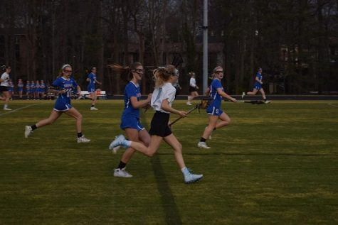 Girls lacrosse hands Sherwood first loss to MCPS team in 10 years
