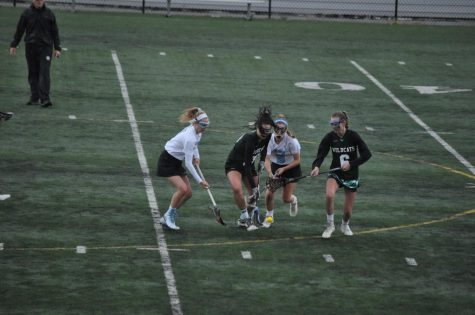 Girls lacrosse defeats WJ, advances to sectional finals