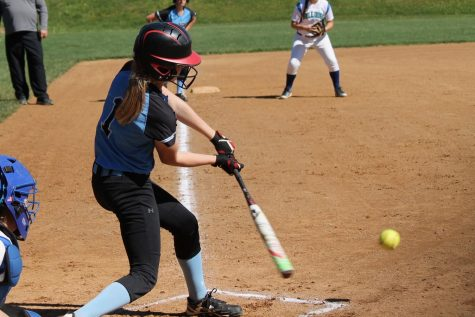 Girls softball falls to Churchill, anticipates next season