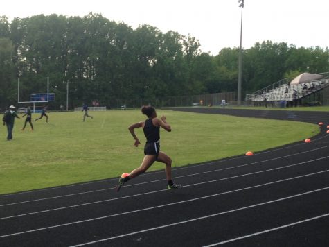 Track sets records at county championship