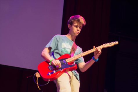 Sophomore performs in MoCo talent competition
