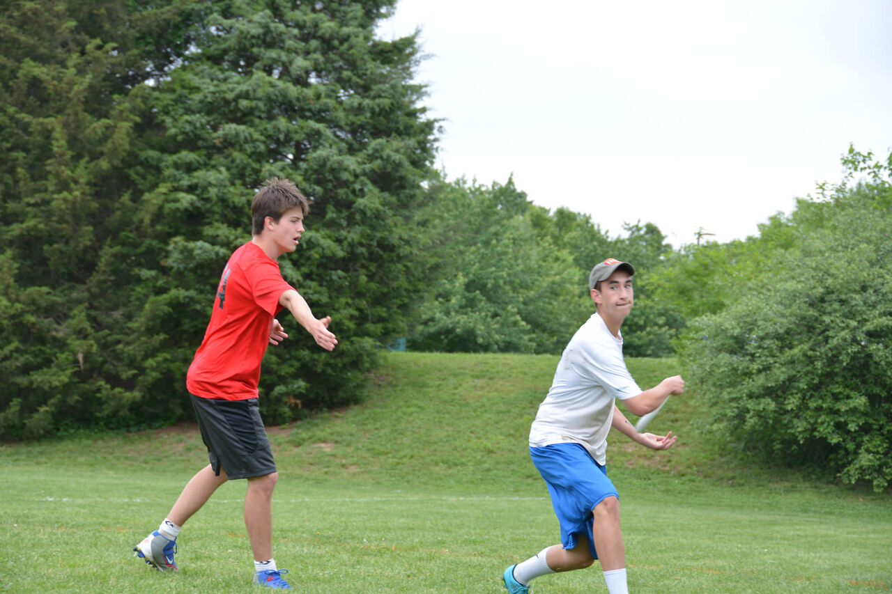 Whitman and WJ frisbee team falls short of state championship