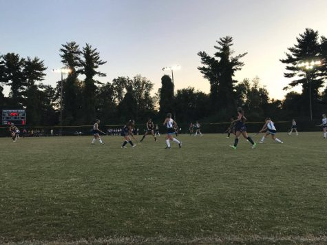 September 12 and 13: Field hockey defeats Damascus, rival BCC
