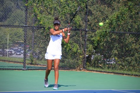 September 5: Girls tennis serves up BCC in home opener