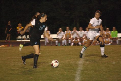 Girls soccer loses Battle of Bethesda
