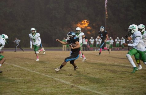 Vikes stomp Wildcats in Homecoming game