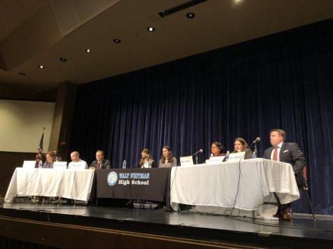 Speech and Debate team hosts political panel fundraiser