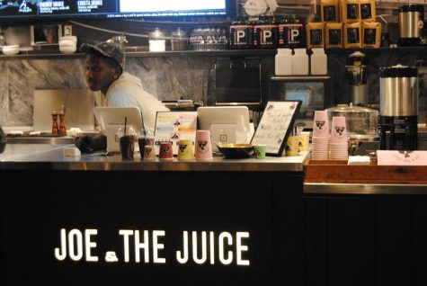 Joe & the Juice meets Bethesda