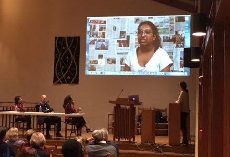 Panel on fake news educates neighbors, students