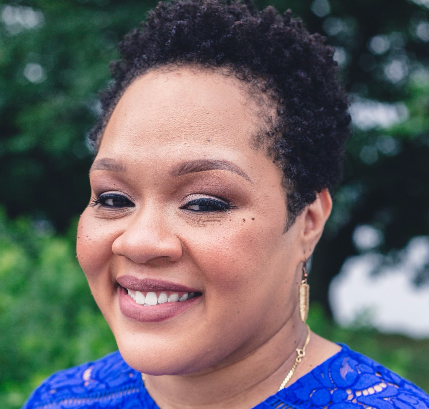Yamiche Alcindor is a New York Times reporter. She has covered a variety of political issues. Photo courtesy Yamiche Alcindor.