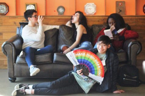 LGBTQ+ students find community, activism in youth chorus