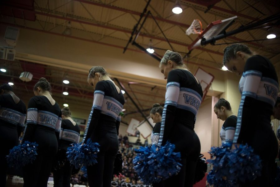 A day in the life of a Whitman pom