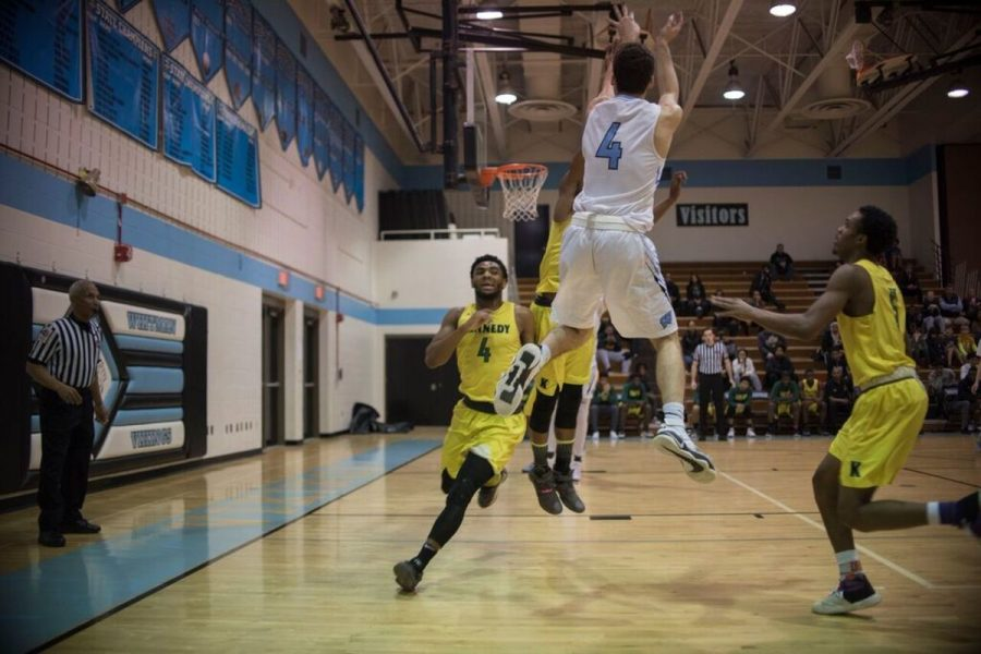 Boys basketball beats Kennedy 61–59 in overtime miracle