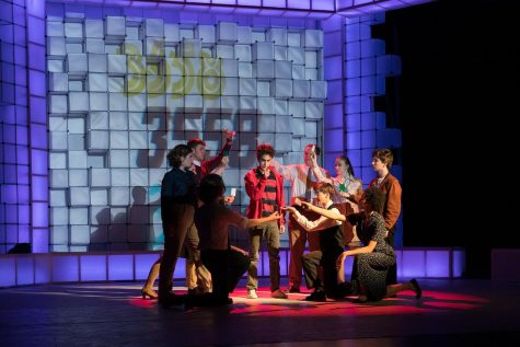 Setting the stage: 'Curious Incident' to showcase character development, elaborate set design