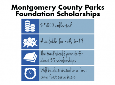 County parks offer camp scholarships for lower-income kids