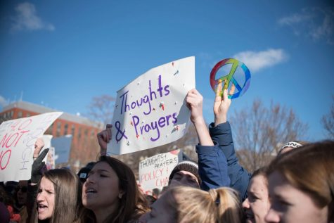 Slideshow: National School Walkouts