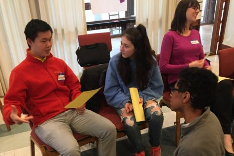 Study Circles at Whitman spark 'comfortable conversations' about race