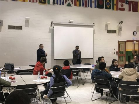 Opioid forum engages, educates students
