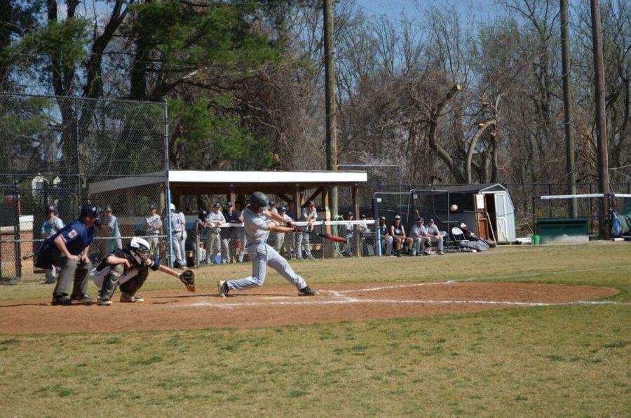 Boys baseball falls to BCC 7–8 in nailbiter