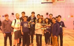 Chess team wins second consecutive state championship