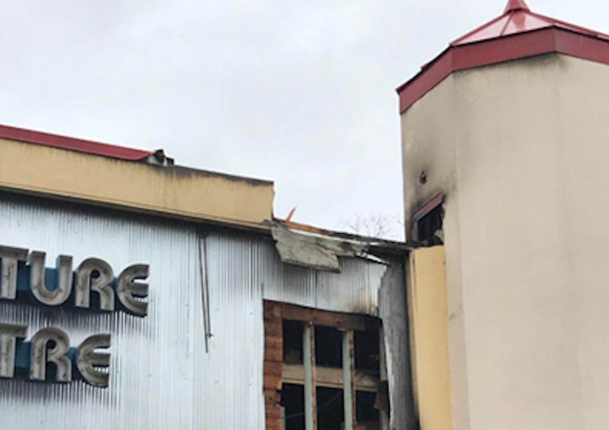 Adventure Theatre, which houses programs for students, suffered burns about one month ago. An electrical fire in the early hours of March 2 caused an estimated $500,000 in damages to the local children's theater. Photo courtesy of Adventure Theatre.