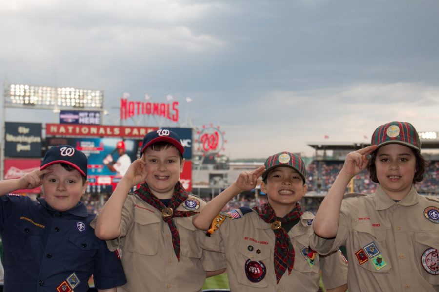 Boy+Scouts+of+America+is+a+youth+development+organization+that+works+to+build+character.+The+program+announced+it+will+change+its+name+to+Scouts+BSA.+Photo+courtesy+Aaron+Chusid.+
