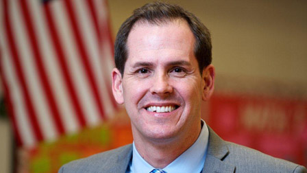 Robert Dodd named new principal