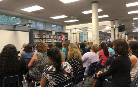 BOE holds community meeting; addresses staffing, new curriculum, mental health
