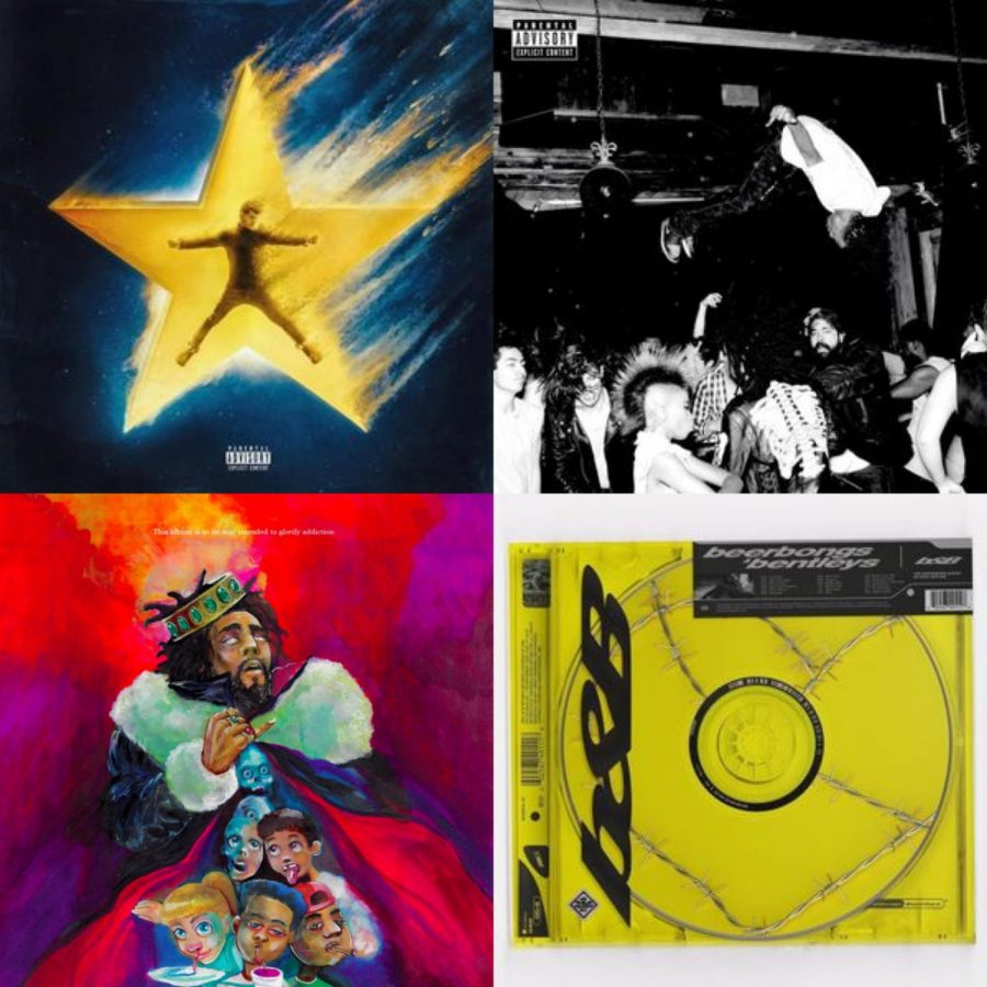 New spring albums receive mixed reviews