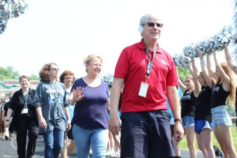 Retiring staff reflect on time at Whitman
