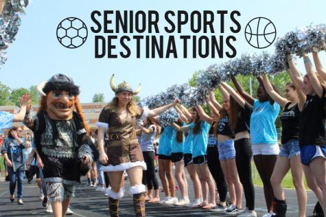 Senior Sports Destinations 2018
