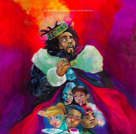 """""""KOD"""": J. Cole connects with listeners, raps about social issues"""
