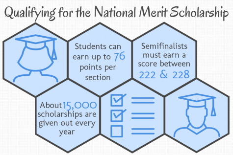 Senior Josh Engels wins National Merit Scholarship