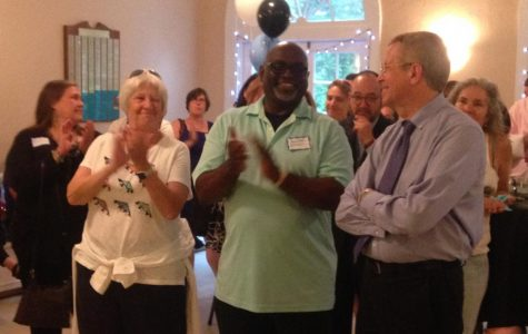 PTSA holds retirement party for administrators