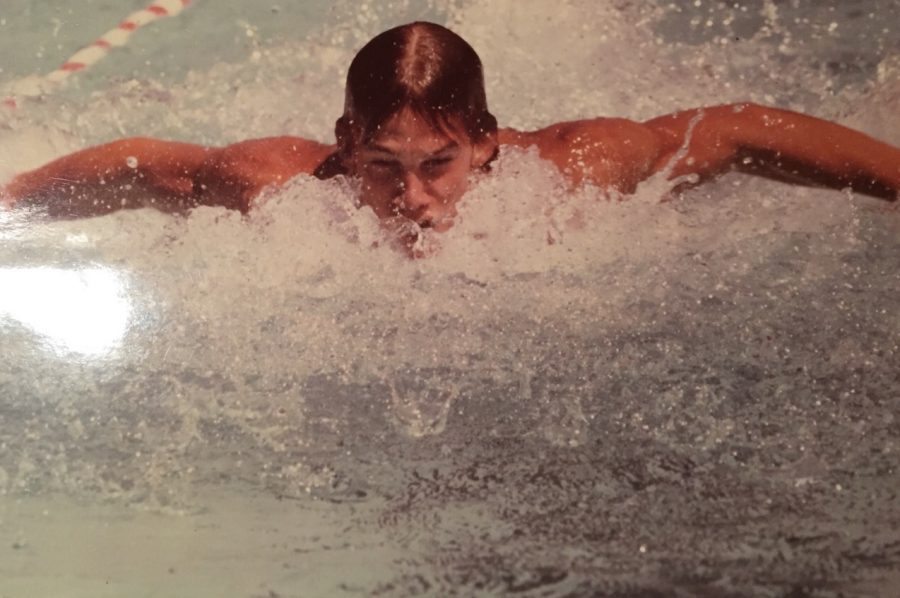 Q&A: Former MoCo swimmer and record holder Clay Britt