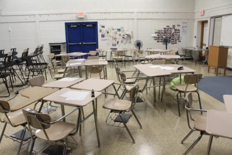 Psyched for class: classroom layout and decor engage students