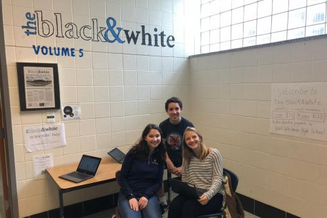 Three Black & White editors receive individual awards from CSPA