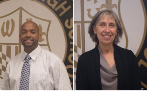 Whitman Welcomes new asst. principals