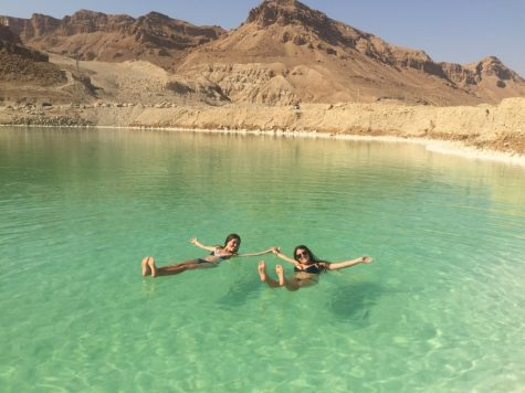 Students take college experience abroad