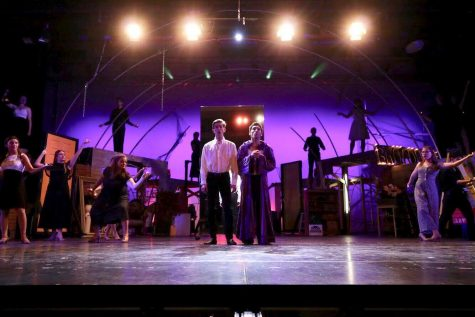 Fall play preview: Students prepare for Pippin debut