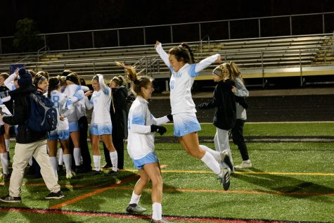 Girls soccer takes down Severna Park 1–0 in state semi-finals