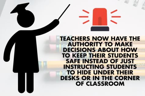 Teachers participate in active assailant training