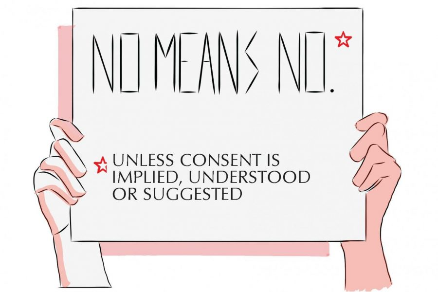 Consent isn't a textbook issue. We shouldn't treat it like one.