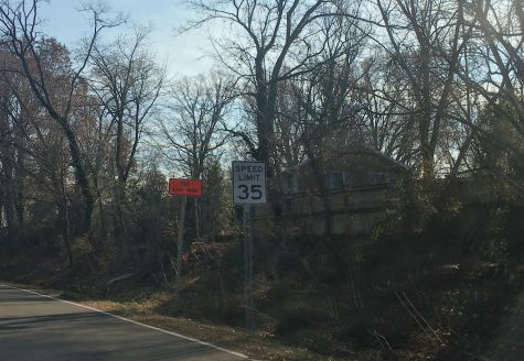 River speed limit changed to 35