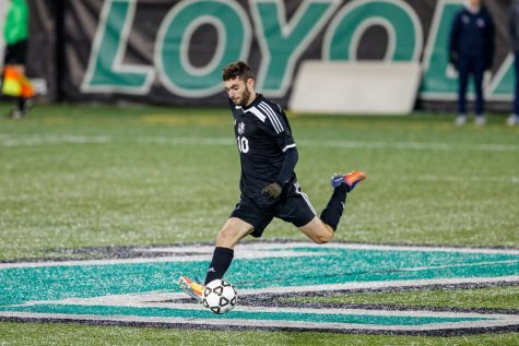 Soccer player Natan Rosen earns All-Met Player of the Year