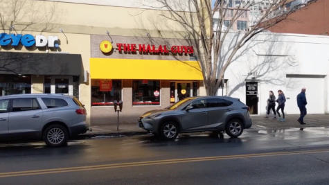 Restaurant Review: The Halal Guys and Passion Fin