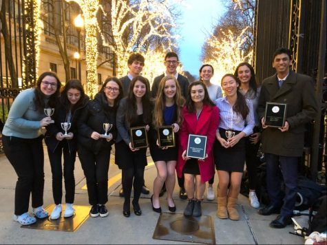 Speech and Debate has dual tournament weekend, competes at Emory and Columbia
