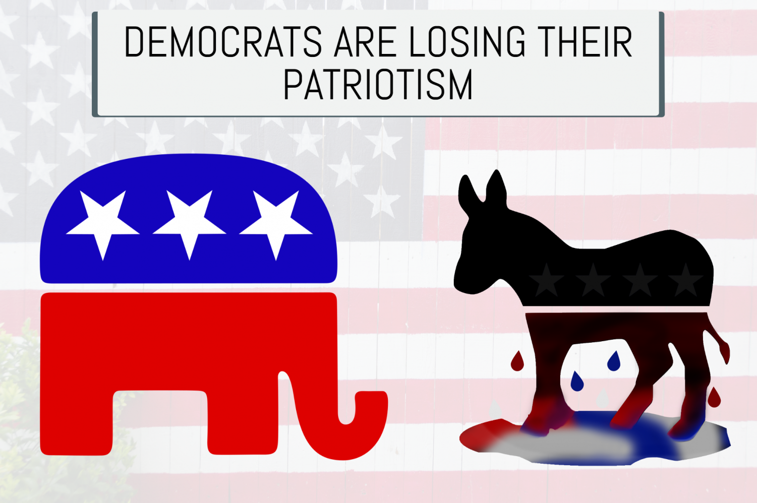 For me, being patriotic has never been an inherently conservative value.